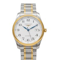 Longines Master Collection 40mm White
