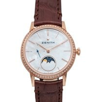 Zenith Rose gold Automatic Mother of pearl 36mm new