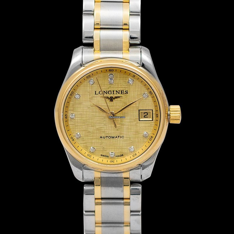 Longines Master Collection L21285387 new
