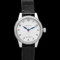Montblanc new Quartz 27mm Steel