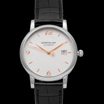 Montblanc Star Classique Steel 39mm Silver United States of America, California, San Mateo