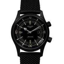 Longines Legend Diver 42.00mm Black