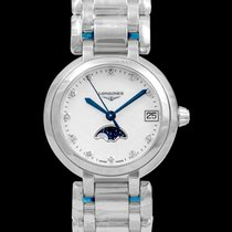 Longines PrimaLuna Steel 30.5mm Mother of pearl United States of America, California, San Mateo
