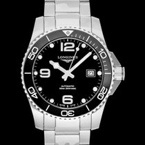 Longines HydroConquest Steel 41mm Black United States of America, California, San Mateo