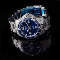 Longines HydroConquest Steel 41mm Blue United States of America, California, San Mateo