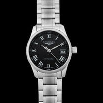 Longines Master Collection Steel 25.5mm Black United States of America, California, San Mateo