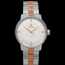 Rado Coupole Staal 32mm Wit