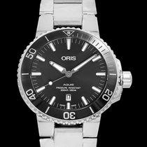 Oris Aquis Titanium Date Titanium 43.50mm Grey United States of America, California, San Mateo