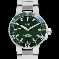 Oris 01 733 7730 4157-07 8 24 05PEB Steel 2021 Aquis Date 43.5mm new United States of America, California, San Mateo