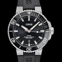 Oris Aquis Date 01 733 7730 4124-07 4 24 64EB new