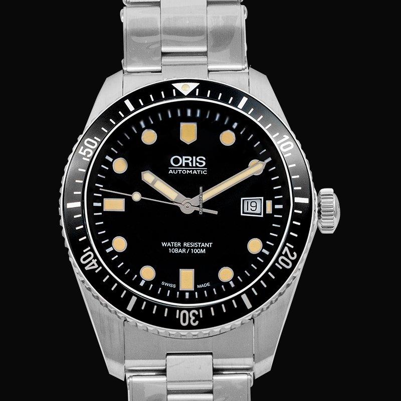 Oris Divers Sixty Five 01 733 7720 4054-07 8 21 18 2021 new