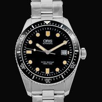Oris Divers Sixty Five Steel 42mm Black United States of America, California, San Mateo