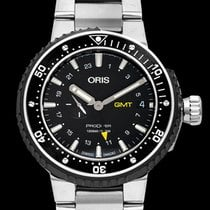 Oris ProDiver GMT Titanium 49mm Black United States of America, California, San Mateo