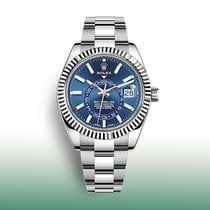 Rolex Steel 42mm Automatic 326934 new United States of America, New York, New York