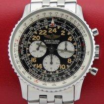 Breitling Navitimer Cosmonaute Steel 41,5mm Black Arabic numerals