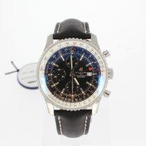 Breitling Navitimer GMT neu 2020 Automatik Uhr mit Original-Box und Original-Papieren A24322121B2X1