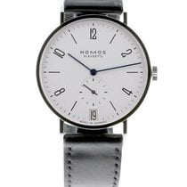 NOMOS 130 Steel Tangente 38 Datum 37.5mm new