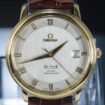Omega 424.53.40.20.02.001 Oro amarillo De Ville Prestige 36.5mm usados