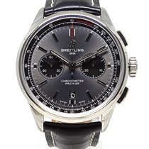 Breitling AB0118221B1P2 New Steel 42,00mm Automatic