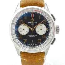 Breitling Steel 42,00mm Automatic AB0118A21B1X1 new
