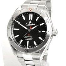 Alpina Сталь 44mm AL525BS5AQ6B новые