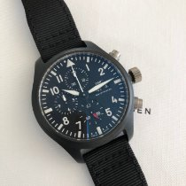 IWC Fliegeruhr Chronograph Top Gun Keramik 44.5mm