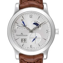 Jaeger-LeCoultre Master Eight Days Otel 40mm Argint Arabic