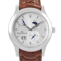 Jaeger-LeCoultre Master Eight Days Steel 40mm Silver Arabic numerals United States of America, Georgia, Atlanta