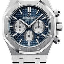 Audemars Piguet 26331ST.OO.1220ST.01 Steel Royal Oak Chronograph 41mm new United States of America, New York, NEW YORK