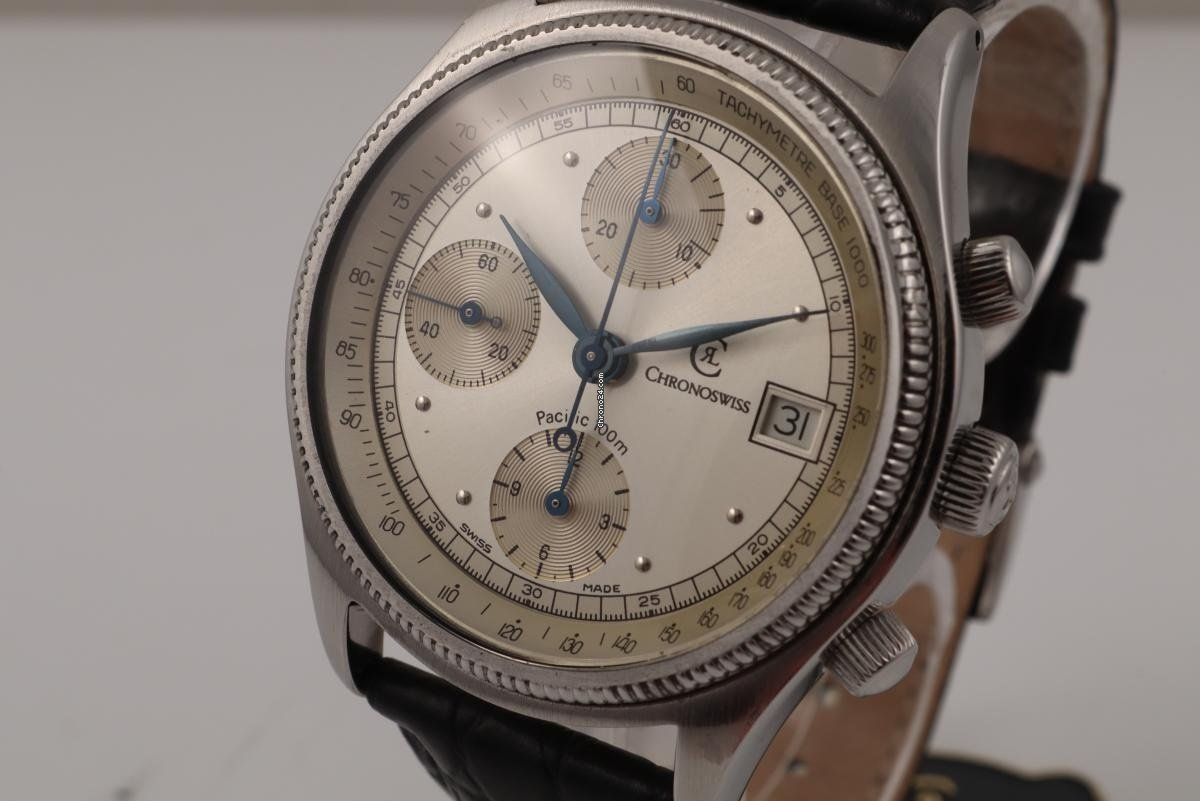 Chronoswiss Pacific CH7513 pre-owned