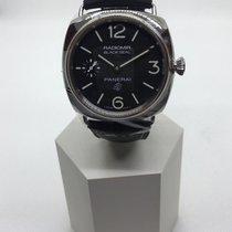 Panerai Radiomir Black Seal Acero 45mm Negro