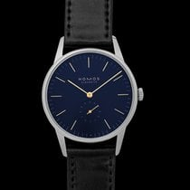 NOMOS Orion 38 Steel 38.0mm Blue United States of America, California, San Mateo