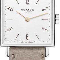 NOMOS Tetra 27 new 2021 Manual winding Watch with original box 405