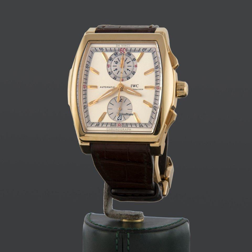 IWC Da Vinci Chronograph IW376402 подержанные