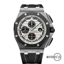 Audemars Piguet Royal Oak Offshore Chronograph 26400SO.OO.A002CA.01 Very good Steel 44mm Automatic United States of America, New York, New York