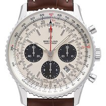 Breitling Steel 43mm Automatic AB0121211G1P2 new