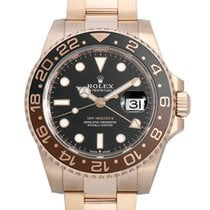 Rolex 126715CHNR Rose gold 2021 GMT-Master II 40mm new