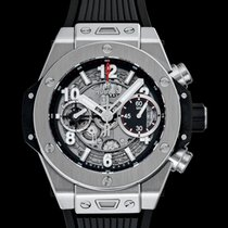 Hublot Big Bang Unico new Automatic Watch with original box and original papers 441.NX.1170.RX