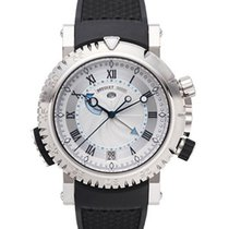 Breguet 5847BB/12/5ZV White gold 2021 Marine 45mm new