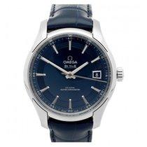 Omega De Ville Hour Vision neu 2021 Automatik Uhr mit Original-Box und Original-Papieren 433.33.41.21.03.001