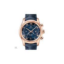 Omega 431.53.42.51.03.001 Oro rosa 2020 De Ville Co-Axial 42mm nuevo