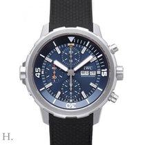 IWC Aquatimer Chronograph новые 2020 Автоподзавод Хронограф Часы с оригинальными документами и коробкой IW376805