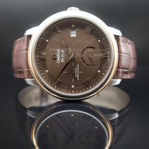 Omega De Ville Prestige 424.23.40.21.13.001 Very good Gold/Steel Automatic South Africa, Johannesburg