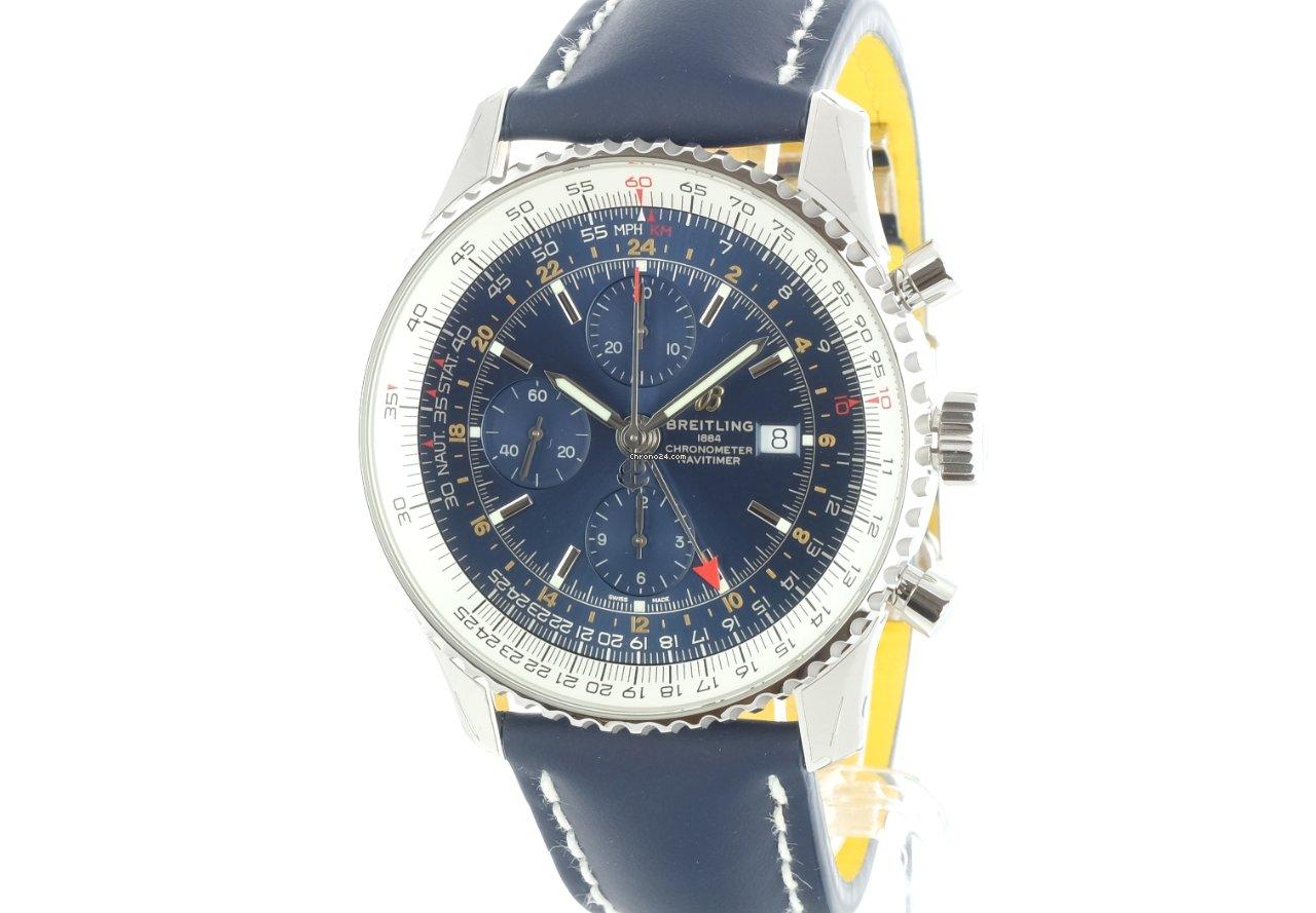 Breitling Navitimer World A2432212/C651/102X/A20D.1 2021 новые