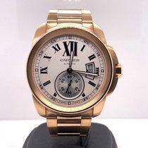 Cartier Calibre de Cartier W7100018 2010 pre-owned