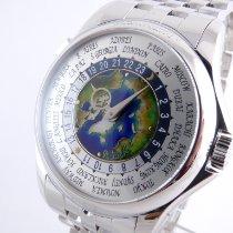 Patek Philippe World Time neu 2017 Automatik Uhr mit Original-Box und Original-Papieren 5131/1P-001