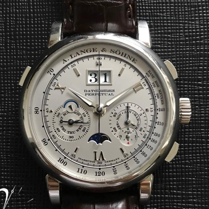A. Lange & Söhne Datograph 410.025 2007 pre-owned