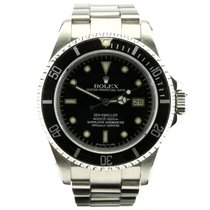 Rolex Sea-Dweller 16660 Bună Otel 40mm Atomat