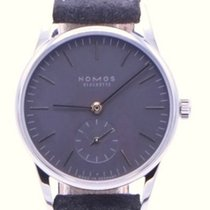 NOMOS Orion 1989 Steel 32,8mm Grey
