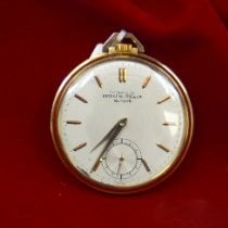 Patek Philippe Yellow gold 45mm Manual winding Vintage pre-owned United States of America, New York, New York